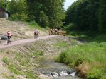 Ścieżka doliną rzeki Nepryszki