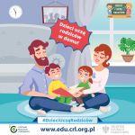Dzieci uczą rodziców wdomu!